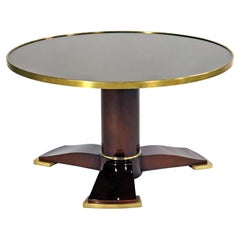 Art Deco Coffee Table by Jules Leleu