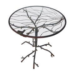 Cafe Table in the Manner of Alberto Giacometti