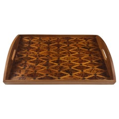 French Art Deco Style Serving Tray