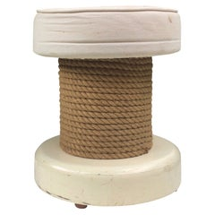 Audoux Minet Rope Stool