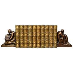 'Book Sets' 10 Volumes, Jane Austen, The Works
