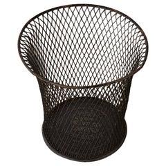 Northwestern Expanded Metal Company Waste Basket