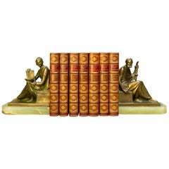 'Book Sets' 7 Volumes, William Wordsworth, The Poetical Works