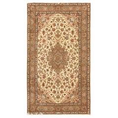 Antique Persian Tabriz, Silk Rugs