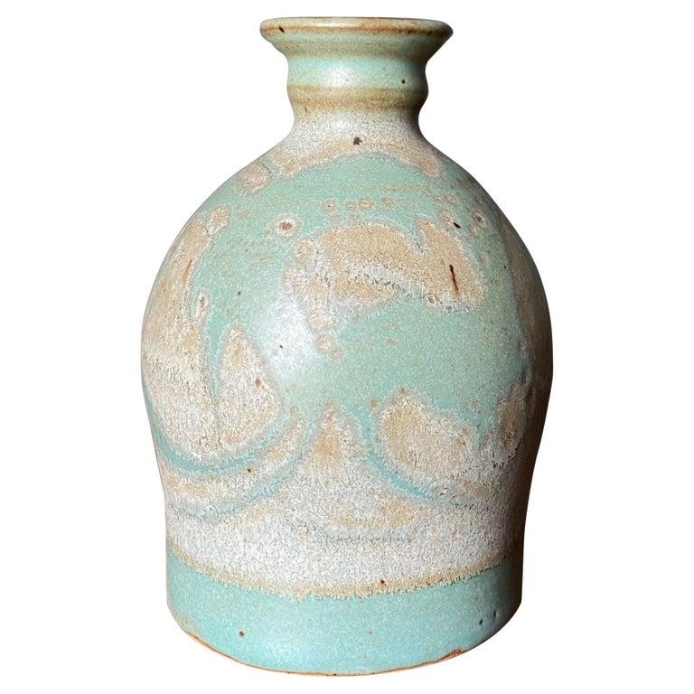 Vintage Ceramic Vase, Circa 1960s For Sale