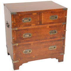 Campaign Style Occasional Chest Made by Hekman