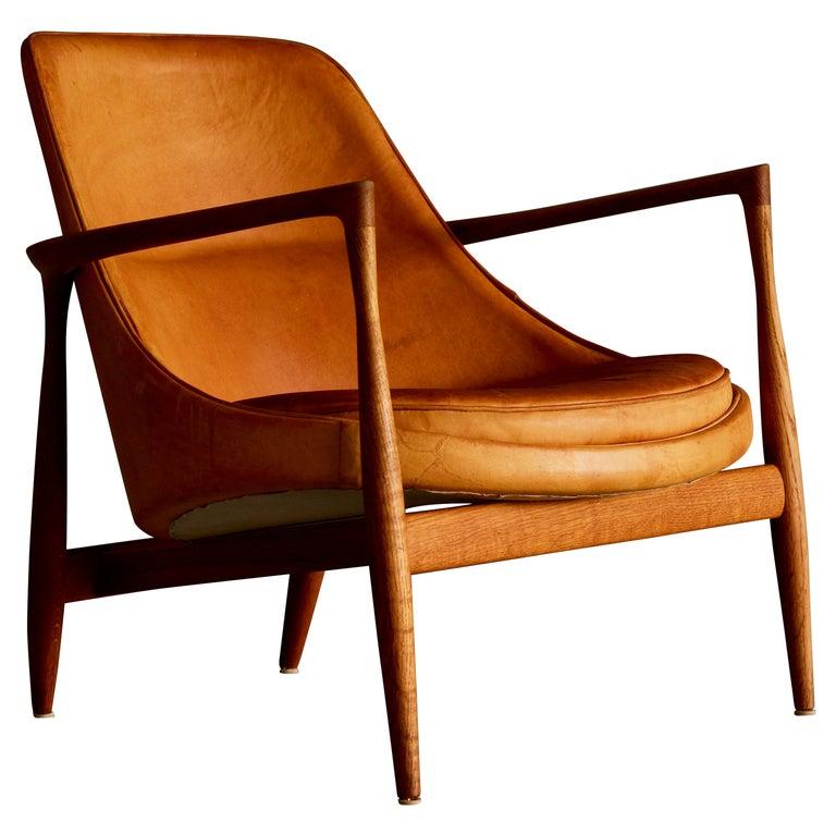 """Elizabeth"" Chair by Ib Kofod Larsen For Sale"