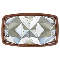 Unique Kaleidoscope Mirror by André Teoman Studio