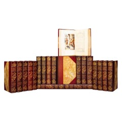 'Book Sets' 20 Volumes, 'Various Authors', A Century of French Romance