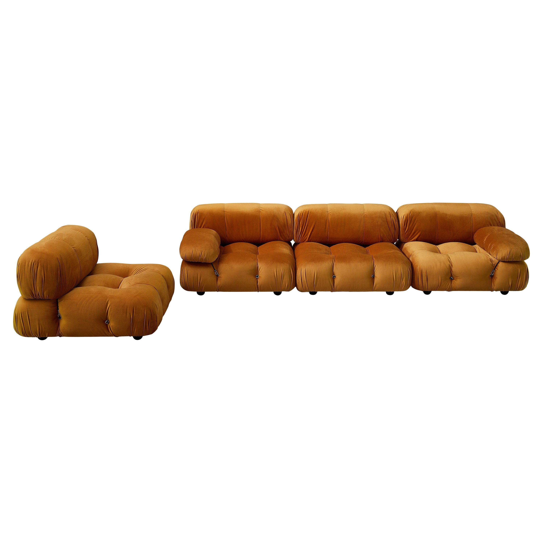 Mario Bellini Modular Sofa 'Camaleonda'