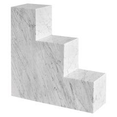 Unique Escalier Side Table by Jean-Baptiste Van den Heede