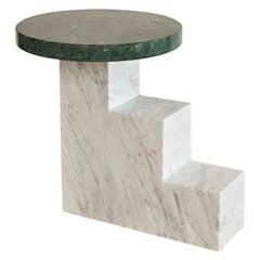 Unique Escalier and Table by Jean-Baptiste Van den Heede