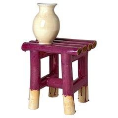 Vase on Table by Milan Pekař