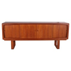 Large Sideboard with Sliding Doors by H.W. Klein