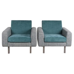 Artifort Armchairs Model 410 from Theo Ruth Set 50's Artifort Armchairs Model 41