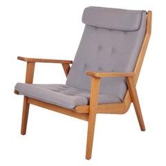 Vintage Rob Parry for Gelderland Lounge Chair Model 1611, the Netherlands, 1952