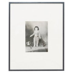 Goya's Painting Archive Photography for Bache Museum in New York, 1937