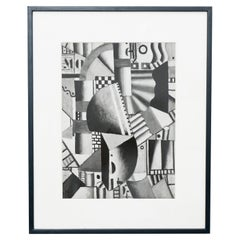 """Fernand Leger """"Factories"""" Archive Photography, 1961"""
