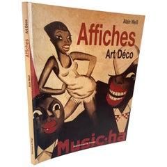 Affiches Art Deco by Alain Weill Art Book