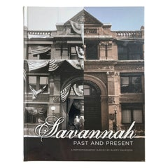Savannah past and Present a Rephotographic Survey by Bailey Davidson