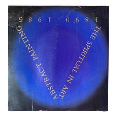 The Spiritual in Art Abstract Painting 1890-1985 Book