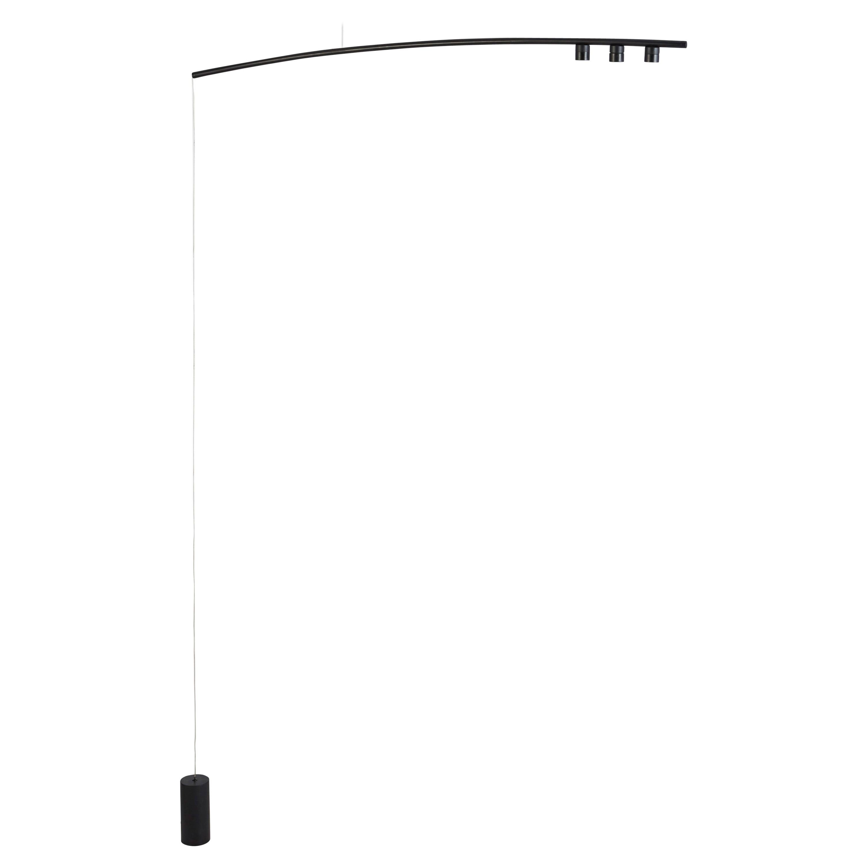 Unique Line Floor Lamp by Saumil Suchak