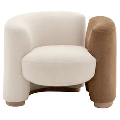 Candelaria Contemporary Armchair by AD HOC