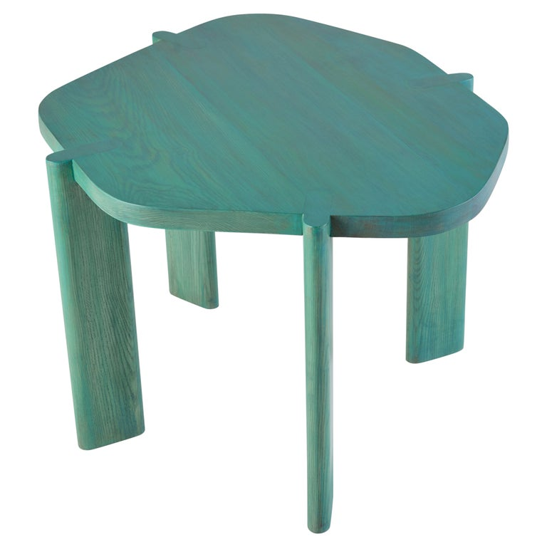 Unique Small Hex Table by Saumil Suchak For Sale