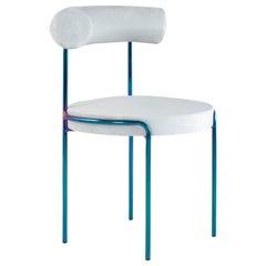 Unique Krest Lounge Chair Rainbow by Saumil Suchak