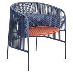 Caribe Chic Lounge Chair by Sebastian Herkner