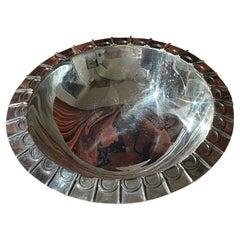 Atelier Borgila Art Deco Sterling Silver Bowl
