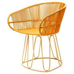 Honey Circo Dining Chair by Sebastian Herkner