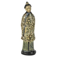 Chinese Statuette, Early 20th Century