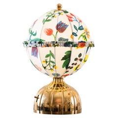 Josef Hoffmann & Josef Frank & Wiener Werkstaette Ball Table Lamp Re-Edition