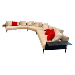 Wittmann Playtime Sectional Designed by Soda Designers
