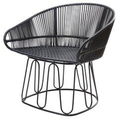 Circo Lounge Chair Leather by Sebastian Herkner
