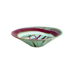 Midcentury Studio Pottery Bowl I, Circa 1950's