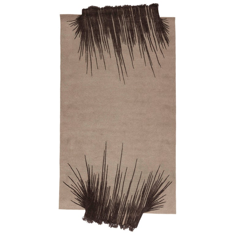 CC-Tapis Rug Fuga Scene 2 by Cristian Mohaded For Sale