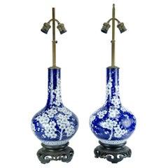 Pair of Table Lamps Origin China