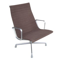 1 Aluminum Group Lounge Chair for Herman Miller