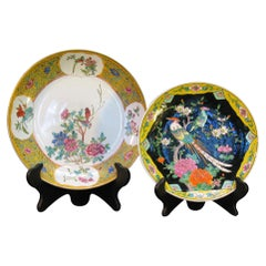 Chinese Famille Rose Porcelain Charger, 20th Century