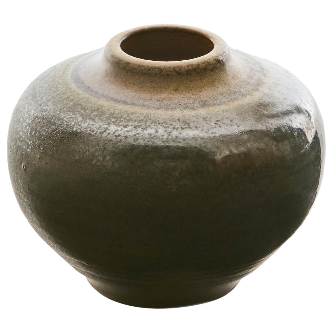 Arthur Andersson, Mid-Century Stoneware Vase, Sweden, C. 1950s