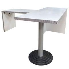 """Kroma"" Desk by Antonia Astori for Driade, Italy, 1980s"