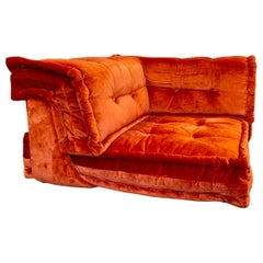 Le Mah Jong Modular Element Pair, Missoni Corner Lounge Chair, Roche Bobois 2015