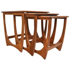 Set of G Plan Astro Nesting Tables #1