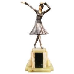 Art Deco Sculpture in Bronze