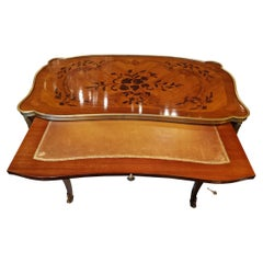 Important Write Table Louis XV 19th Century