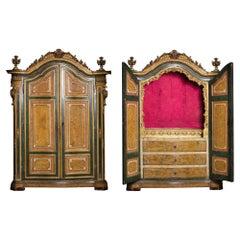 Baroque Cabinets