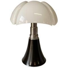 Gae Aulenti Pipistrello Lamp for Martinelli Luce