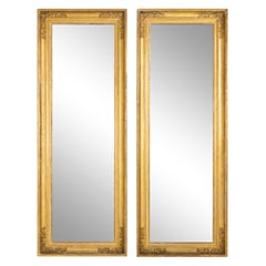 Pair of Wall Mirrors, Early 19th Century